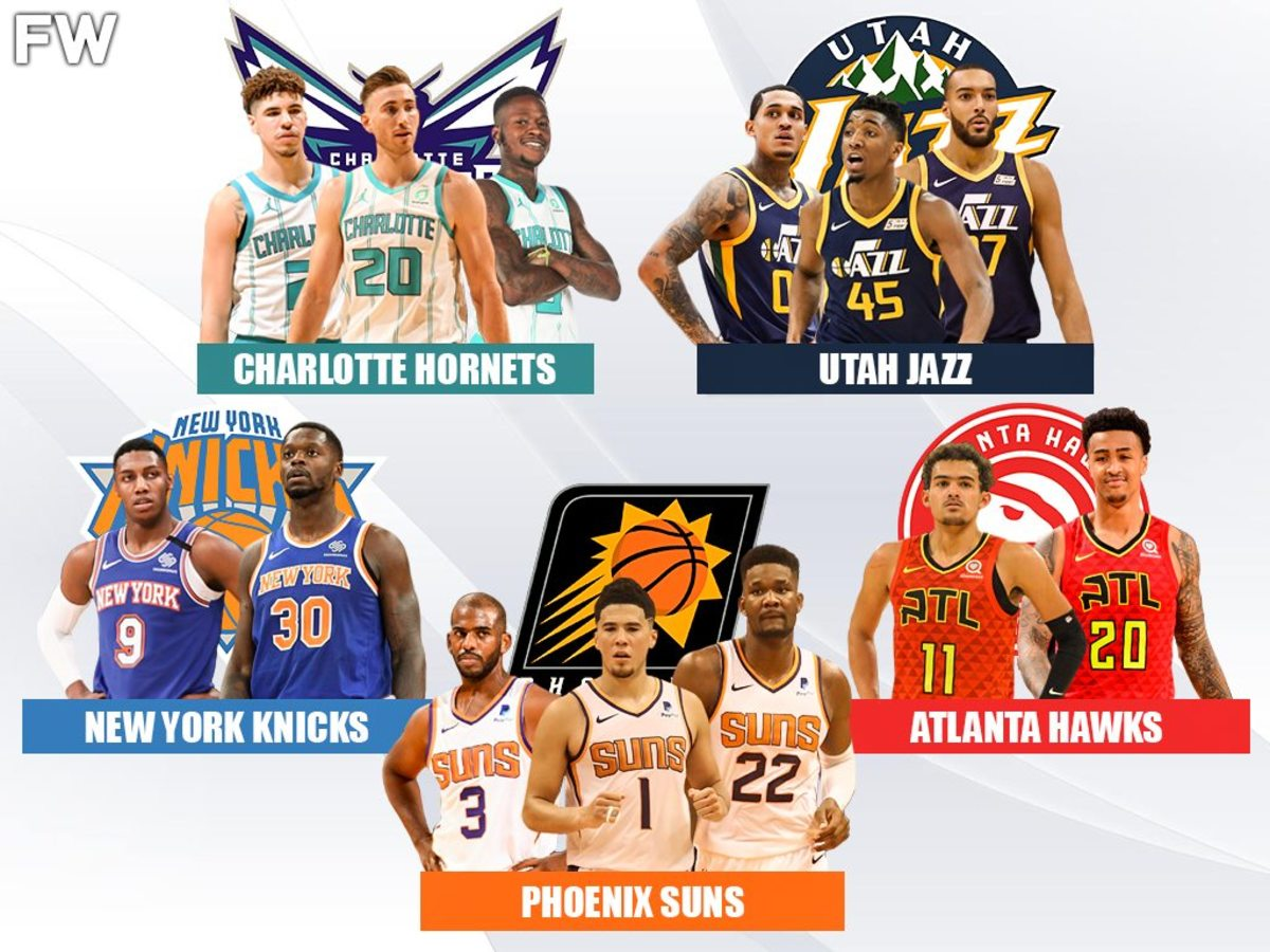 Top 5 Most Surprising NBA Teams This Season: Phoenix Suns And New York Knicks Exceeded All Expectations