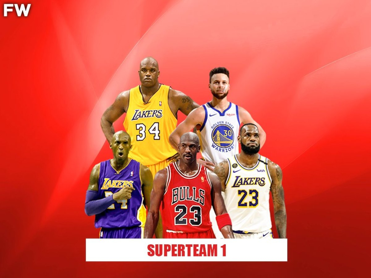 Superteam 1.0: The Most Dominant Team Ever