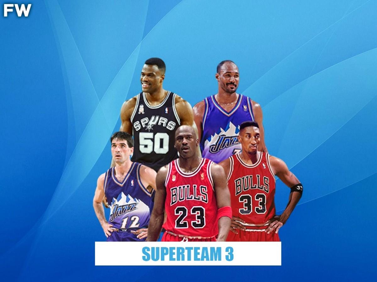Superteam 3.0: The 90s Classics