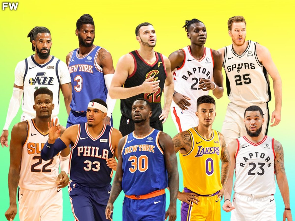 The Top 10 Most Underrated Defenders In The NBA Right Now