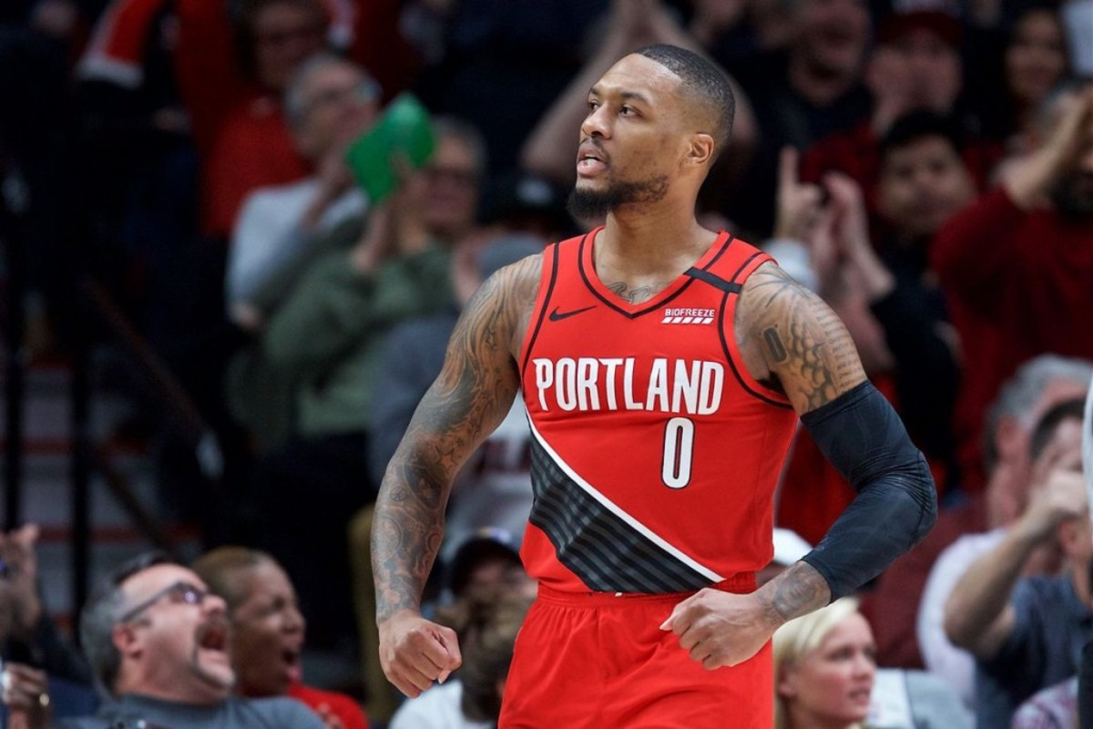 """Damian Lillard Raises A Big Question On Twitter: 'If Social Media Allowed Us To Know Our """"Idols"""" Of The Past The Way People Know Us Because Of The Accessibility... Would They Still Be Our Idols?'"""