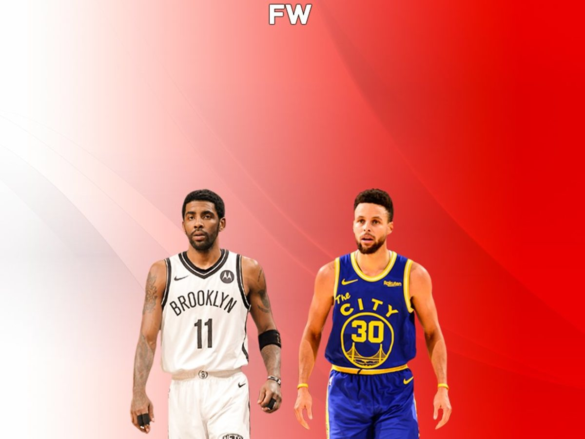 Kyrie Irving vs. Stephen Curry