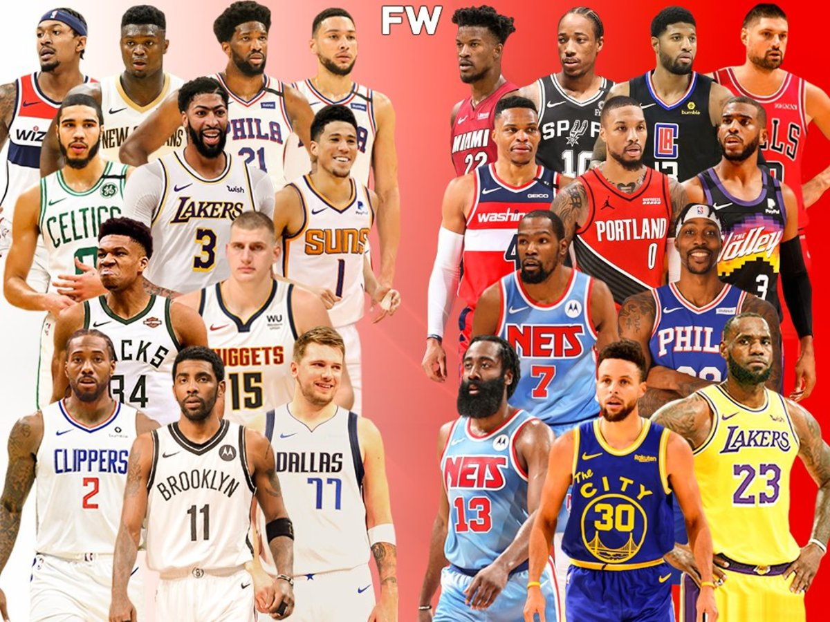 The Duel Of The Generations: Under 30s Superteam vs. Over 30s Superteam
