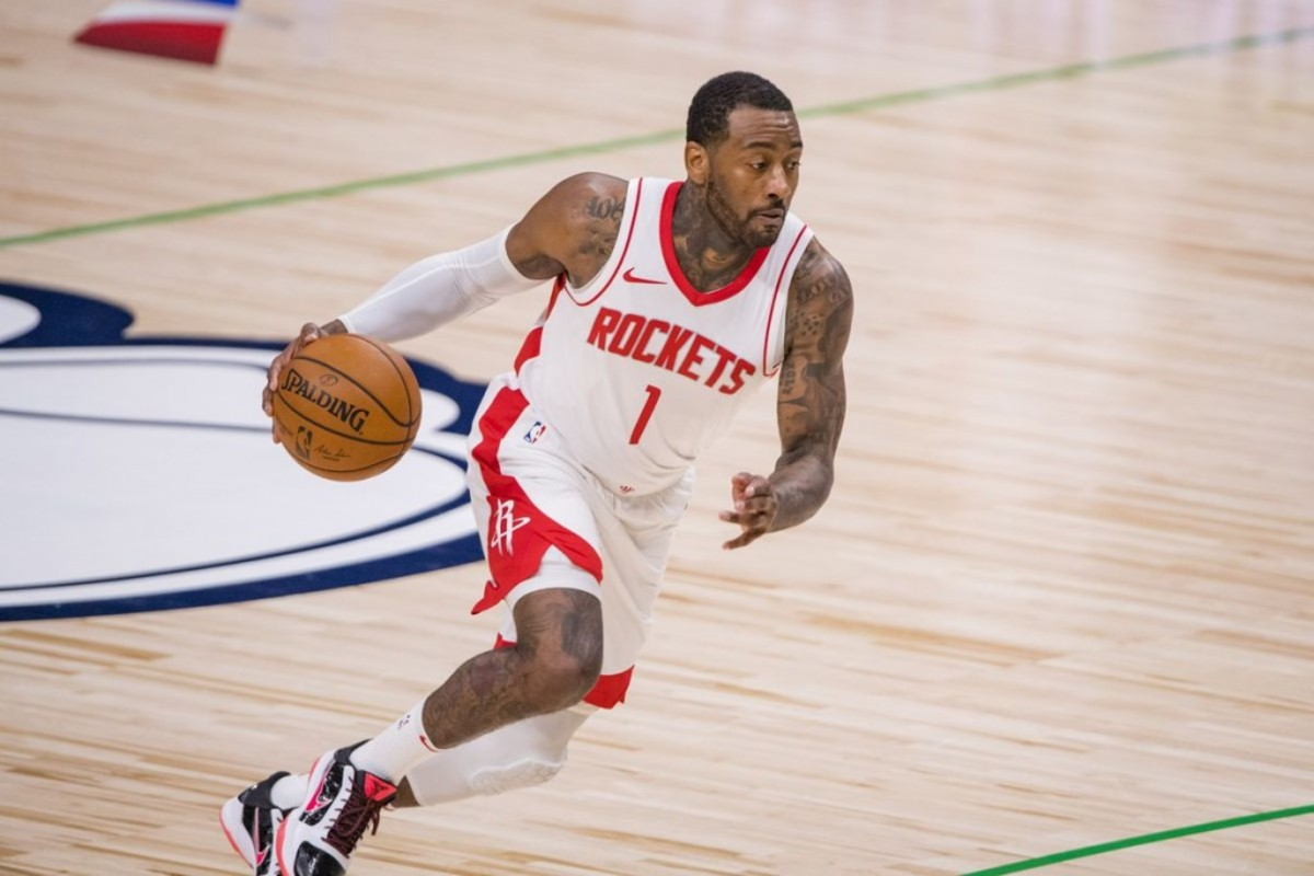 Adrian Wojnarowski Believes The Rockets Won't Find A Good Deal For John Wall, Expects Him To Stay In Houston
