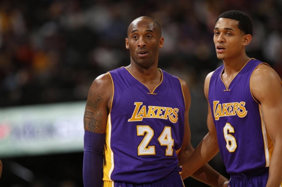 "Kobe Bryant's Hilarious Response To Jordan Clarkson's Dunk On Alex Len: ""Kobe Told Me I've Been Going To The Hole Like A Light-Skinned Dude"""