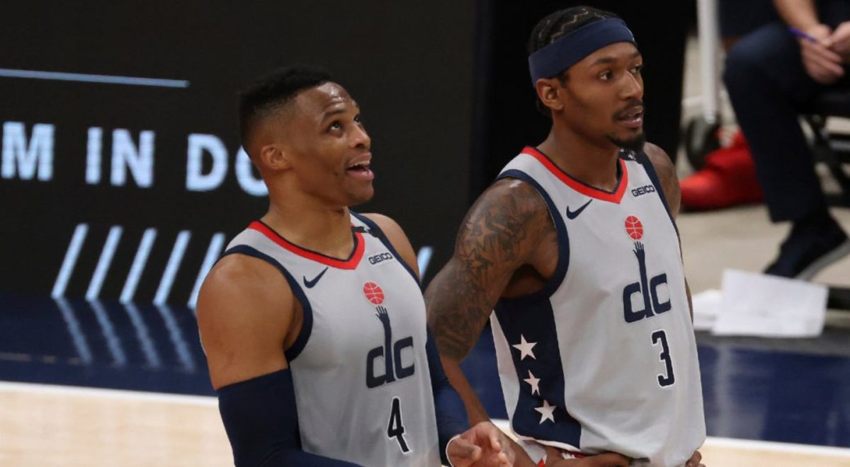 """Bradley Beal Defends Russell Westbrook- """"He's All About Team. He's All About Winning."""""""