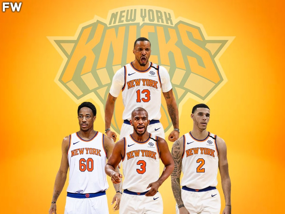 NBA Rumors- Knicks Are A Hot Free Agent Destination For Stars, Could Sign Several Stars In 2021