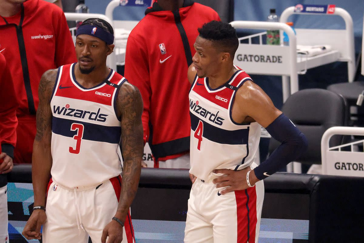 "Lakers Coach Frank Vogel Gives Huge Compliment To Wizards- ""They Play Like A 50-Win Team."""