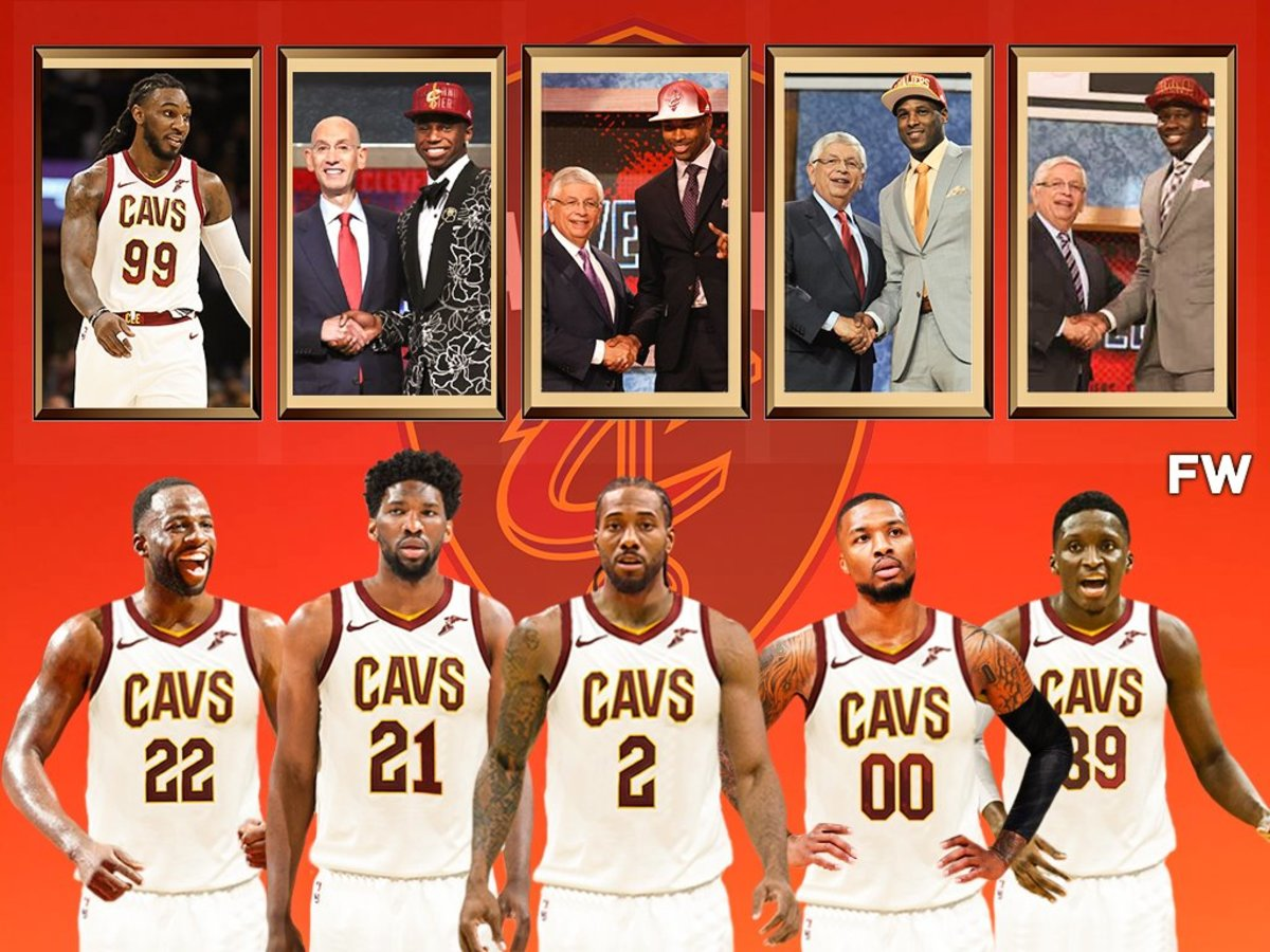 The 5 Worst Draft Mistakes By The Cleveland Cavaliers In The Last 10 Years