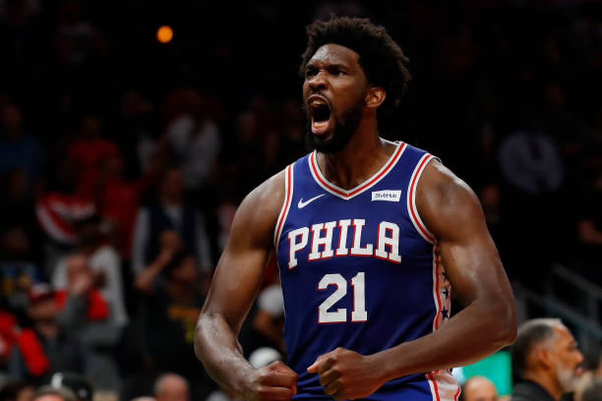 Stephen A. Smith Justifies Joel Embiid's Supermax Contract: 'He's The Cornerstone Of Their Franchise, He's The Star, Everything Goes Through Him