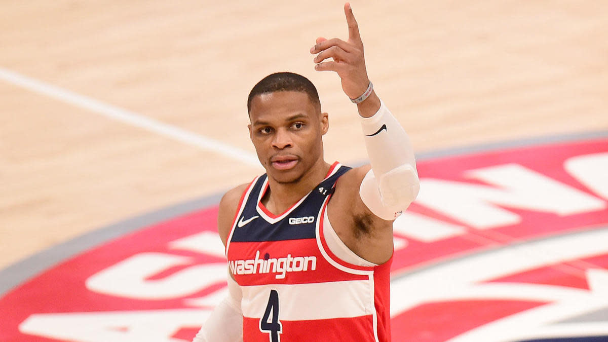 """Dennis Schroder Responds After Russell Westbrook Notches His 176th Career Triple-Double- """"He's The Old Russell Westbrook..."""""""