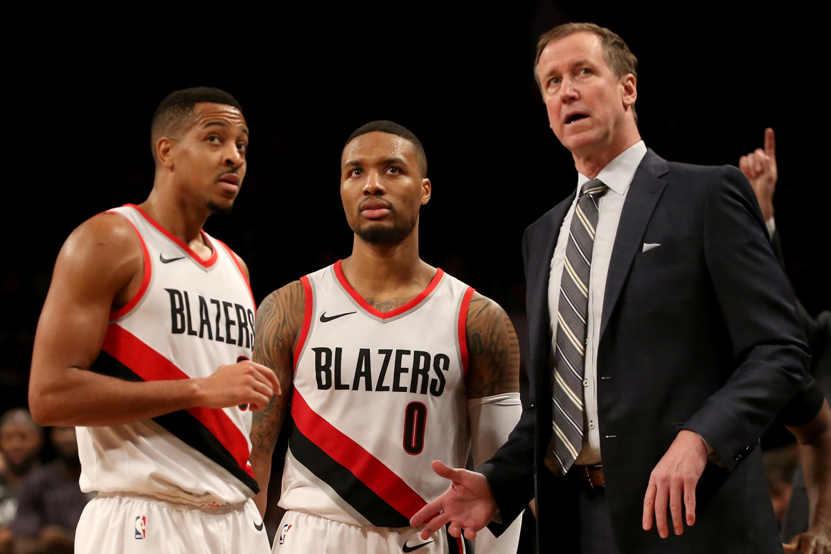 "NBA Rumors- Blazers ""Likely"" To Fire Head Coach Terry Stotts"