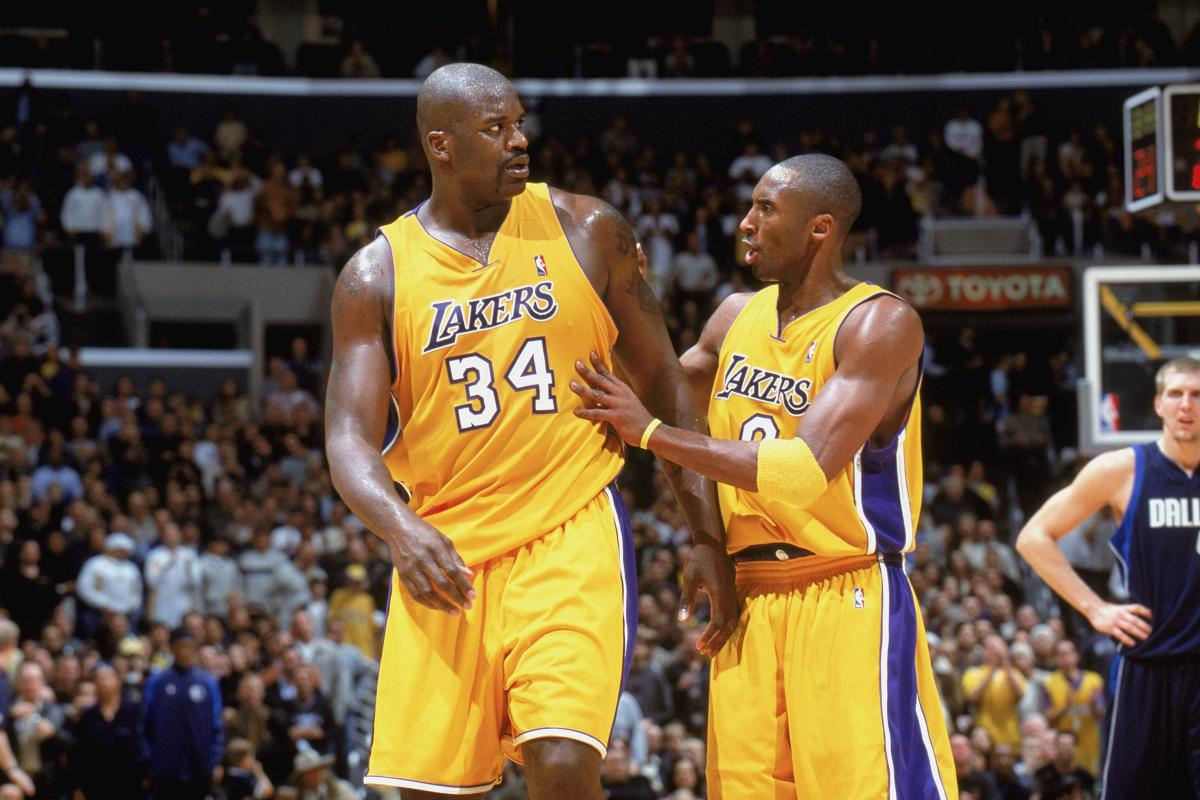 "Shaquille O'Neal On His Partnership With Kobe- ""The Fact That We Always Competed With Cach Other Made Us Even More Unstoppable."""