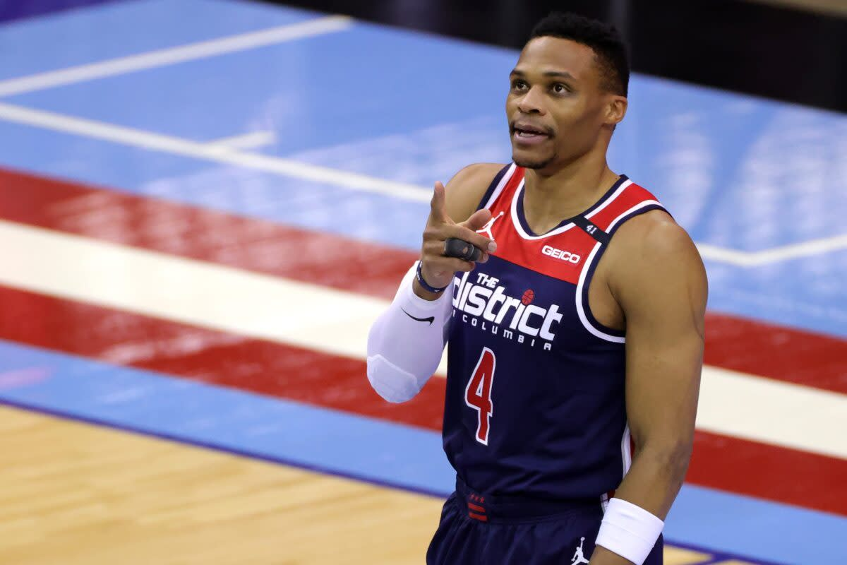 Wizards Coach Scott Brooks Says Russell Westbrook Can Go Down As The Second-Best Point Guard Of All-Time