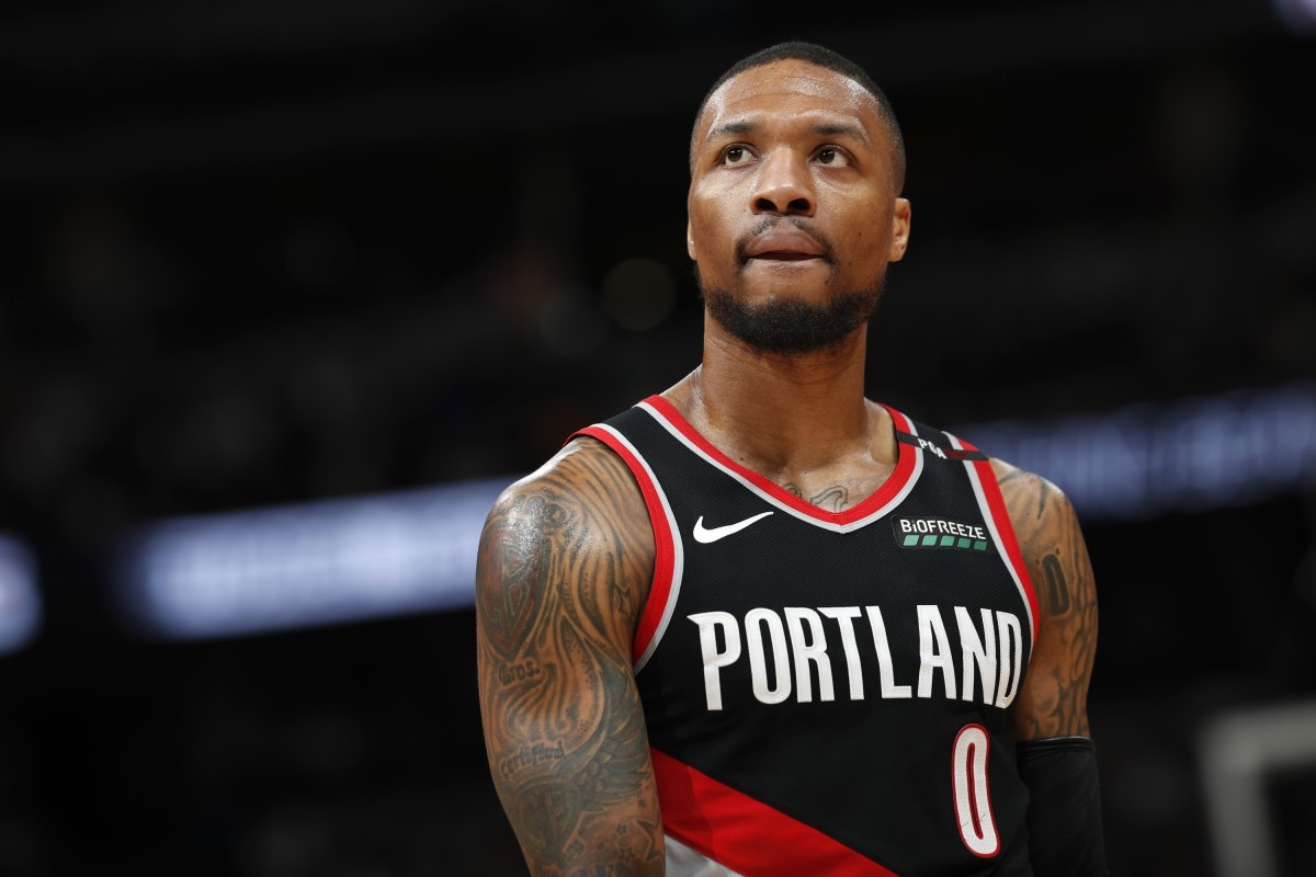 "Damian Lillard Calls For Portland To Allow Fans In The Stadium- ""So We Gone Be The Only Damn Team In The Whole League With No Fans..."""