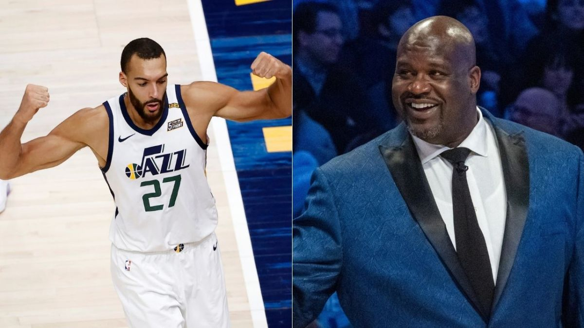 """Shaquille O'Neal- """"If I Was Playing Today, I'd Be Making Rudy Gobert Numbers."""""""
