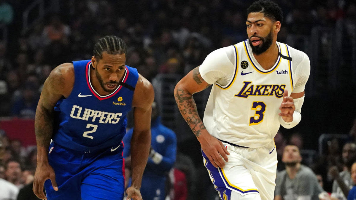 NBA Fans React After Clippers Destroy Lakers In Final Matchup Of The Season