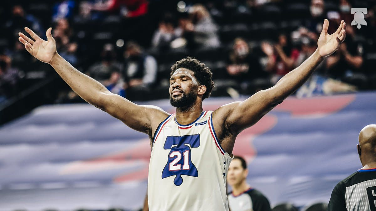 """Doc Rivers Makes The Case For Joel Embiid As The MVP- """"I Don't See How You Could Deny His Impact On Our Team."""""""