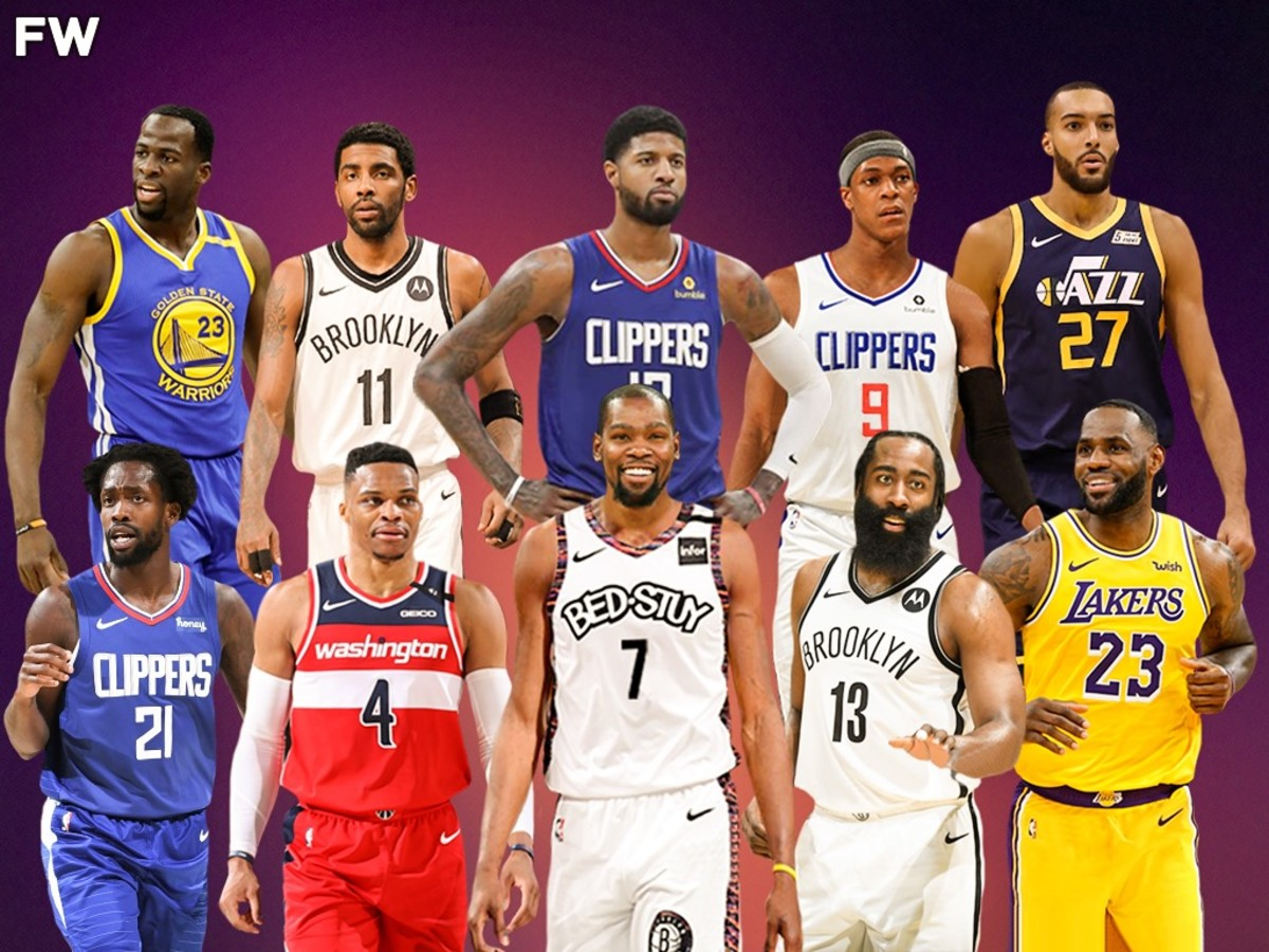Top 10 Most Hated Players In Today's NBA: Kevin Durant Tops The List Thanks To Superteams, Burner Account