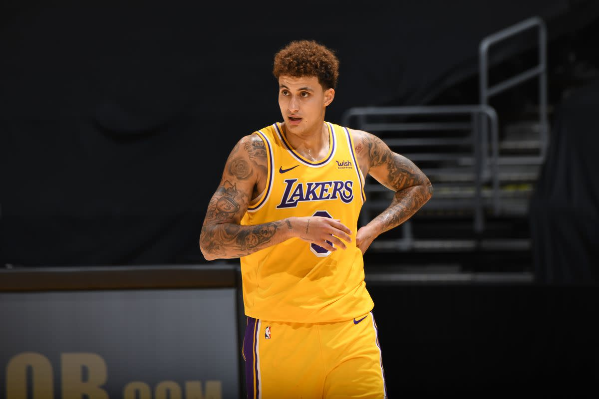 """Kyle Kuzma On The Lakers Injuries- """"I Don't Know If We Got Juju Issues Around Here Or What..."""""""