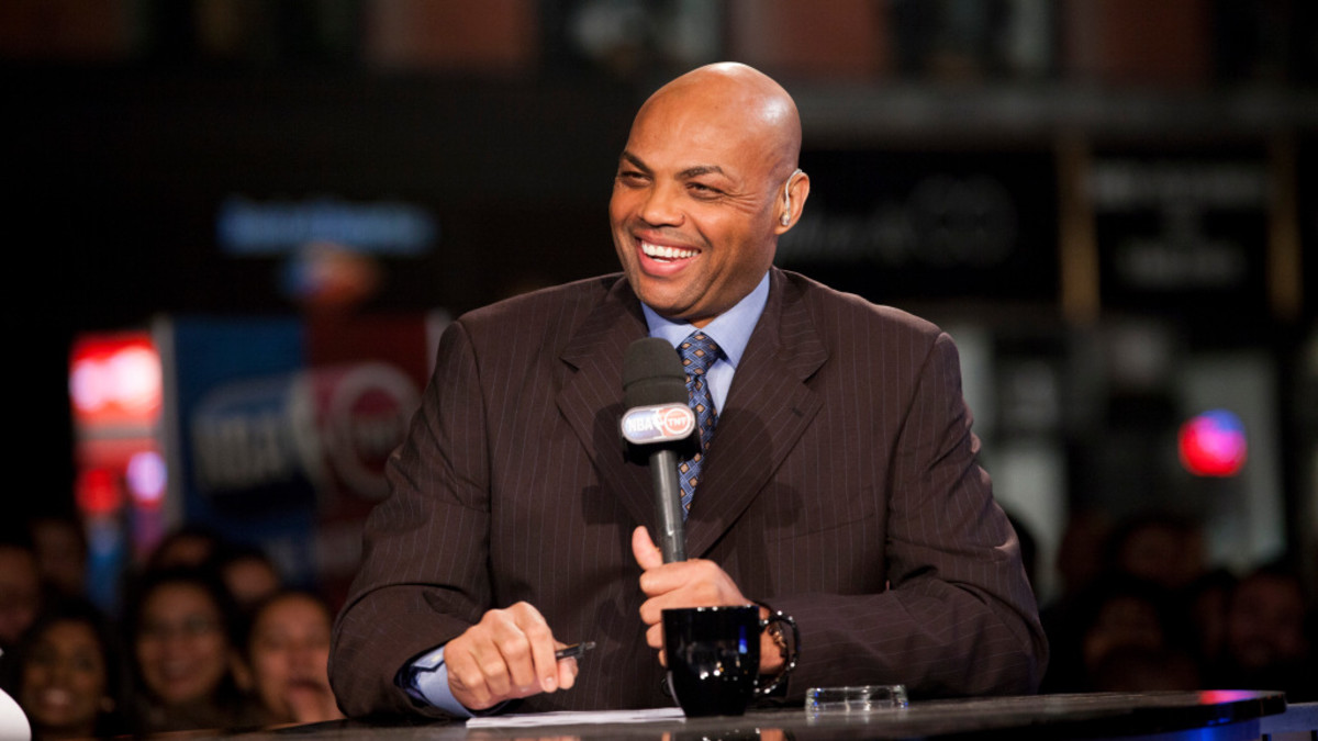 """Charles Barkley- """"You Can Only Win Championships With 2-3 Great Players. No One Else Matters."""""""