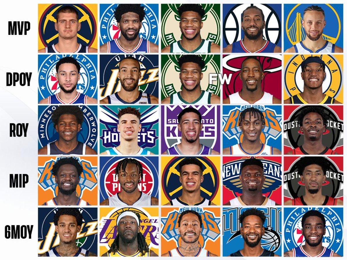 2021 NBA Awards Predictions: Nikola Jokic Is The MVP, Ben Simmons Is DPOY