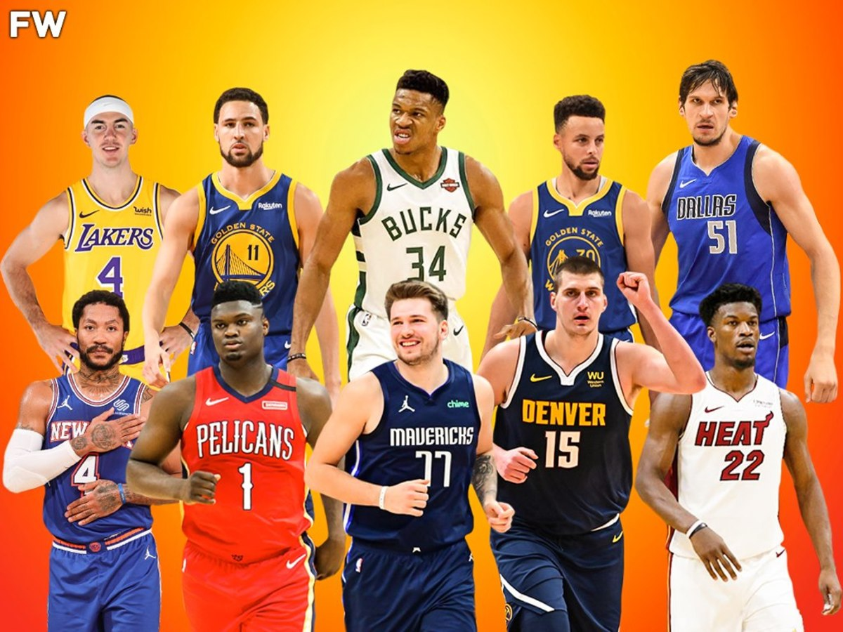 Top 10 Most Loved NBA Players In Today's NBA: Luka, Nikola And Zion Are Fan Favorites