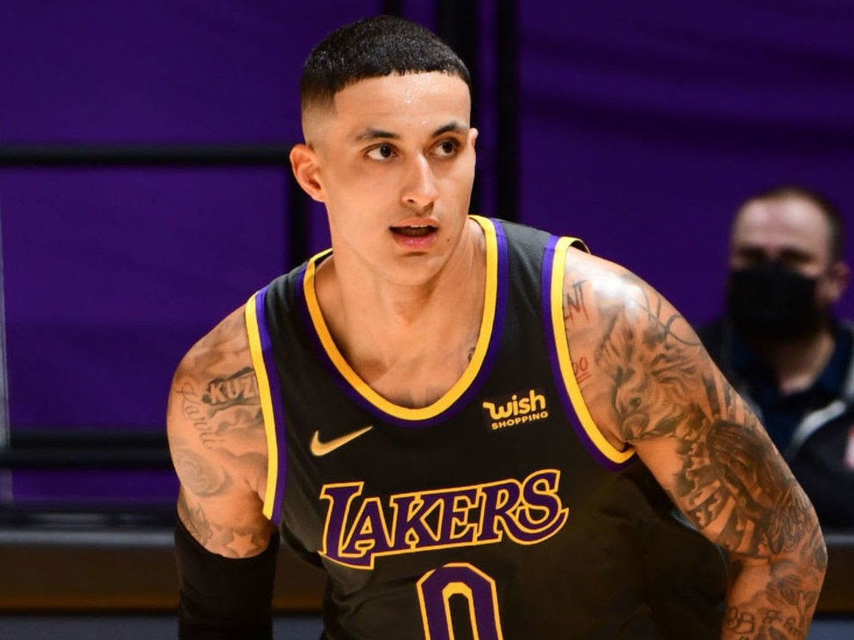 LA Lakers Kyle Kuzma cleared for non-contact practice