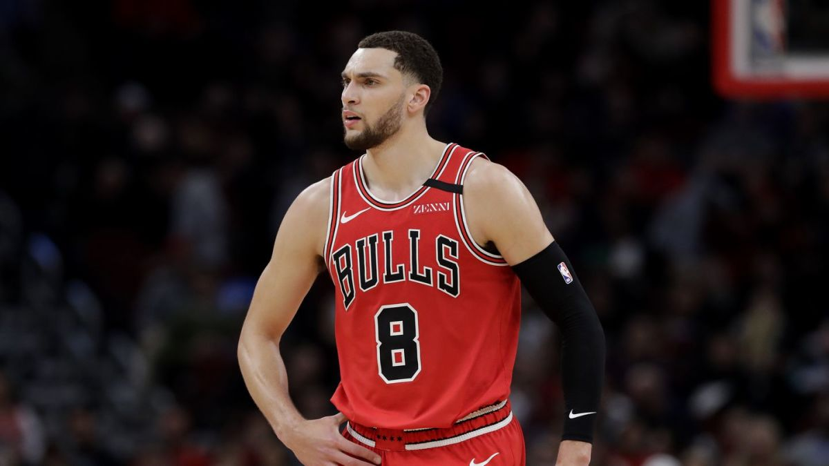 NBA Rumors- Zach LaVine Could Give Bulls Discount On His Contract If They Add At Least One Key Role Player