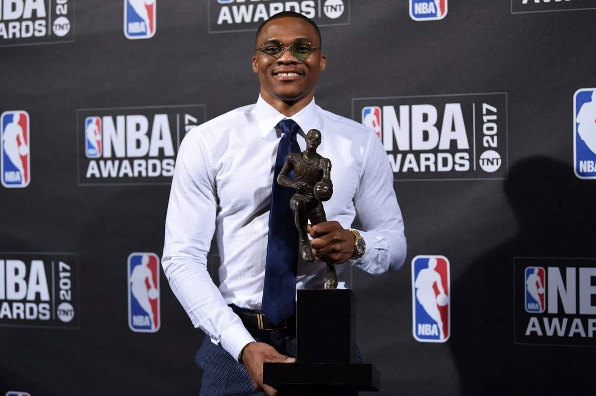 """Draymond Green On Russell Westbrook- """"I Had No Problem With Him Winning MVP Because I Thought He F--king Deserved It. That OKC Team He Was On Was Horses--t."""""""