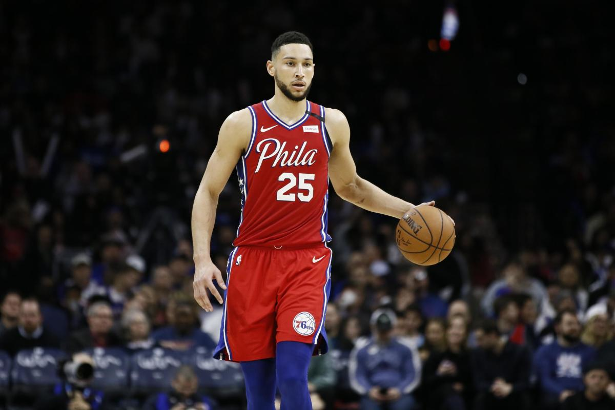"""Ben Simmons On The First Round Of The 2021 Playoffs- """"I Don't Care Who We Play. That's The Point Of Having The No. 1 Seed."""""""