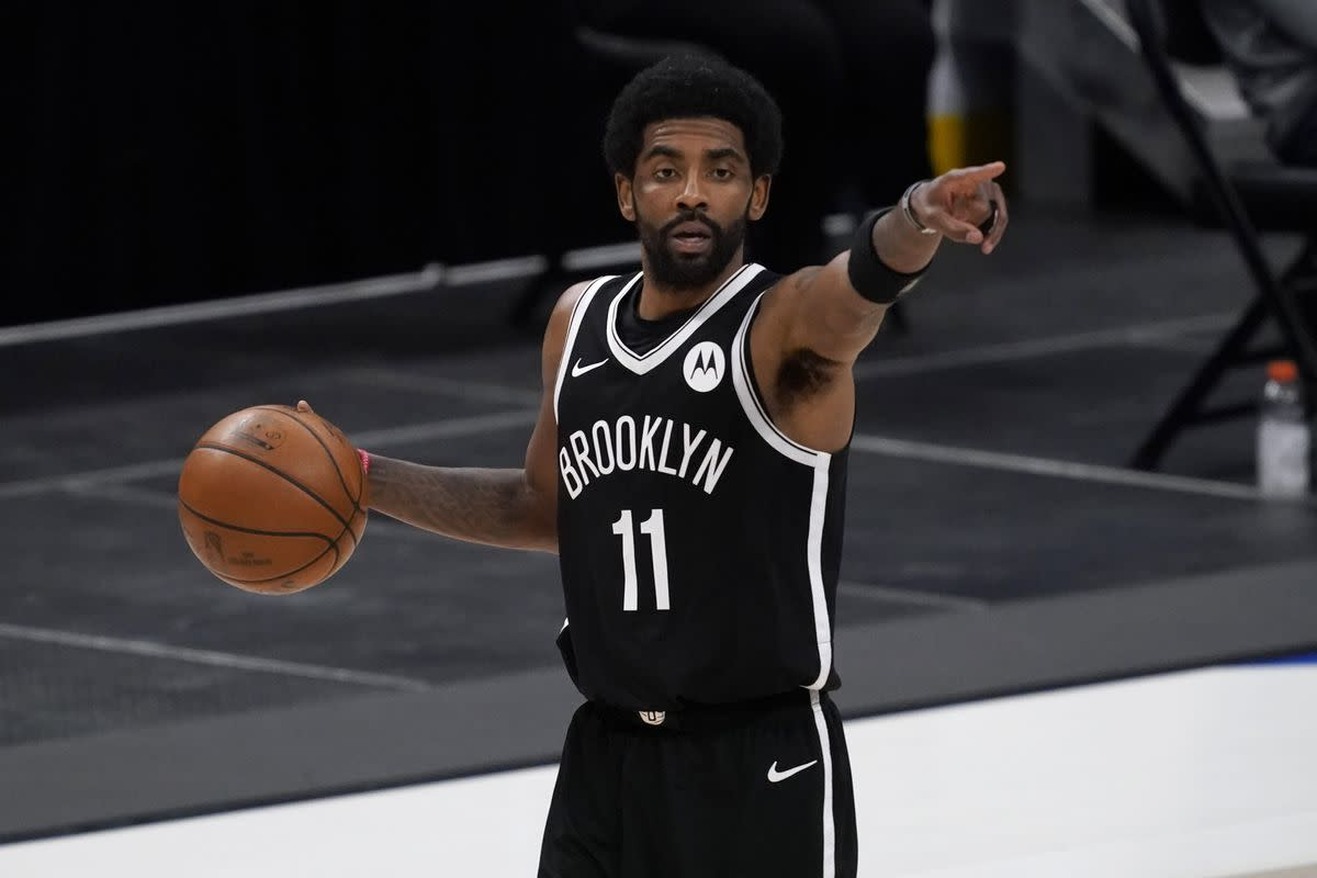 """Kyrie Irving Explains Why He's Lost His Focus- """"There's A Lot Of Stuff That's Going On In This World, And Basketball's Just Not The Most Important Thing To Me Right Now."""""""