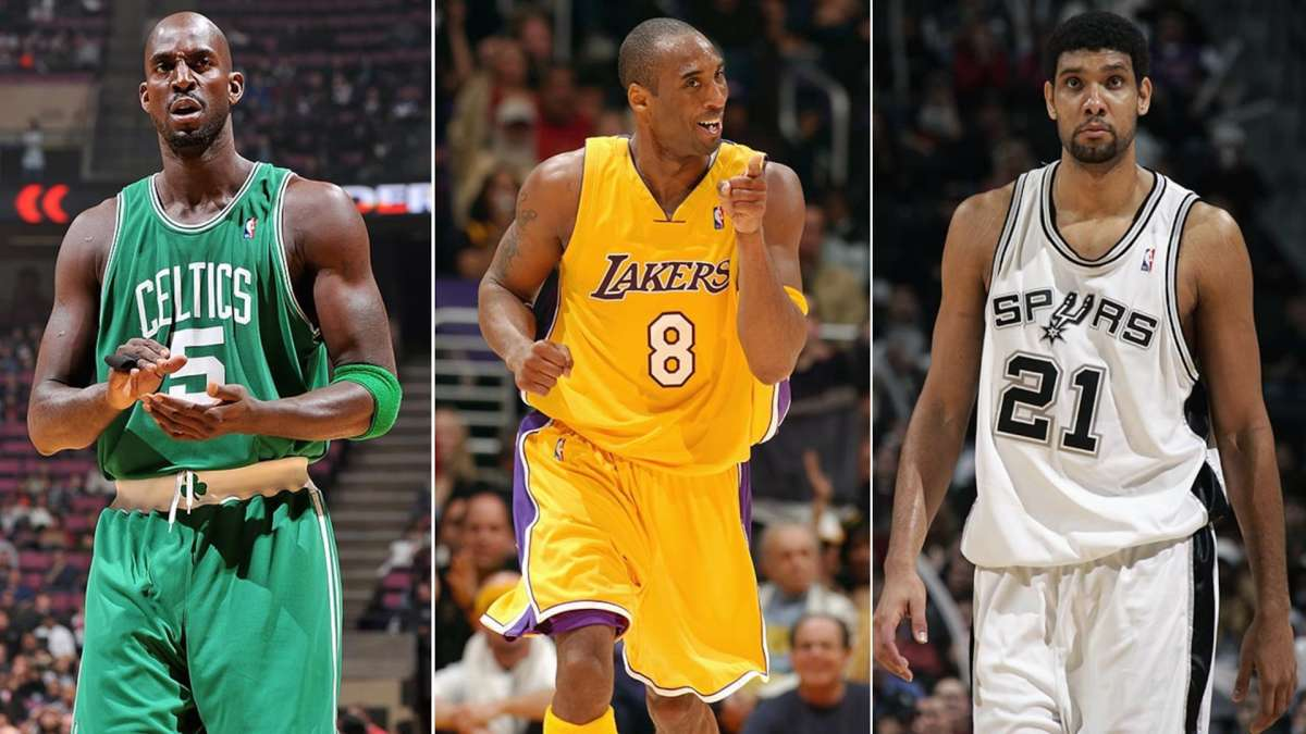 The Best NBA Star Reactions From 2021 Hall Of Fame