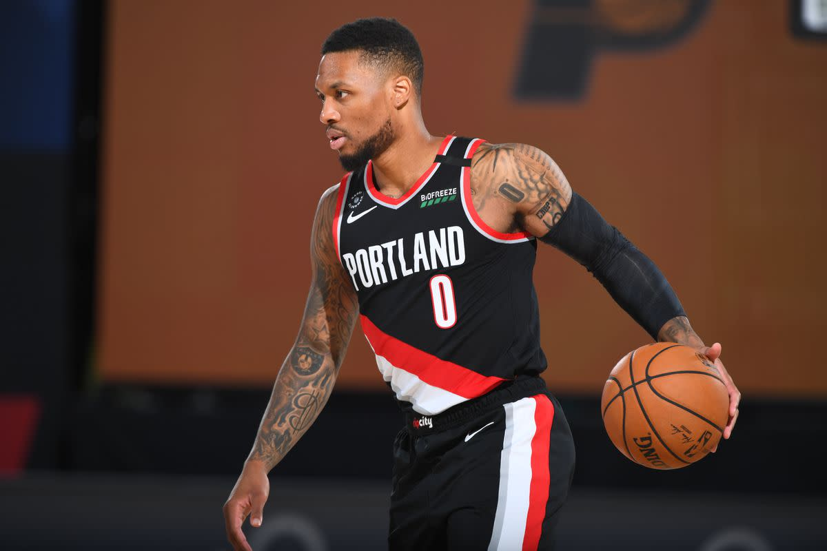 If The Portland Trail Blazers Win One More Game, Damian Lillard Will Have Successfully Kept His Promise To One Blazers Fans