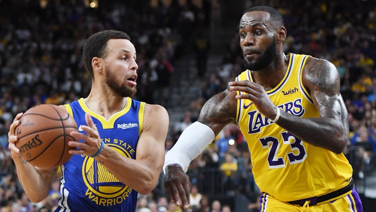 Play-In Matchups Set- The L.A. Lakers Will Face The Golden State Warriors