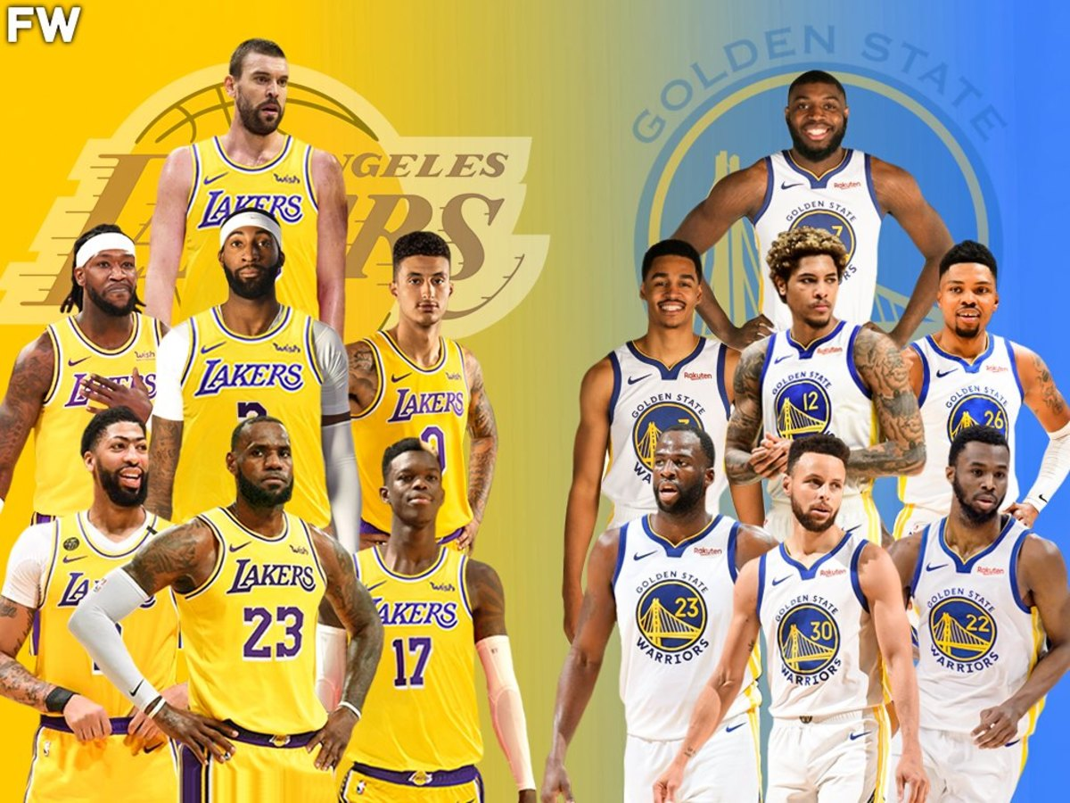 5 Reasons Why The Los Angeles Lakers Will Beat The Golden State Warriors In Play-In Game