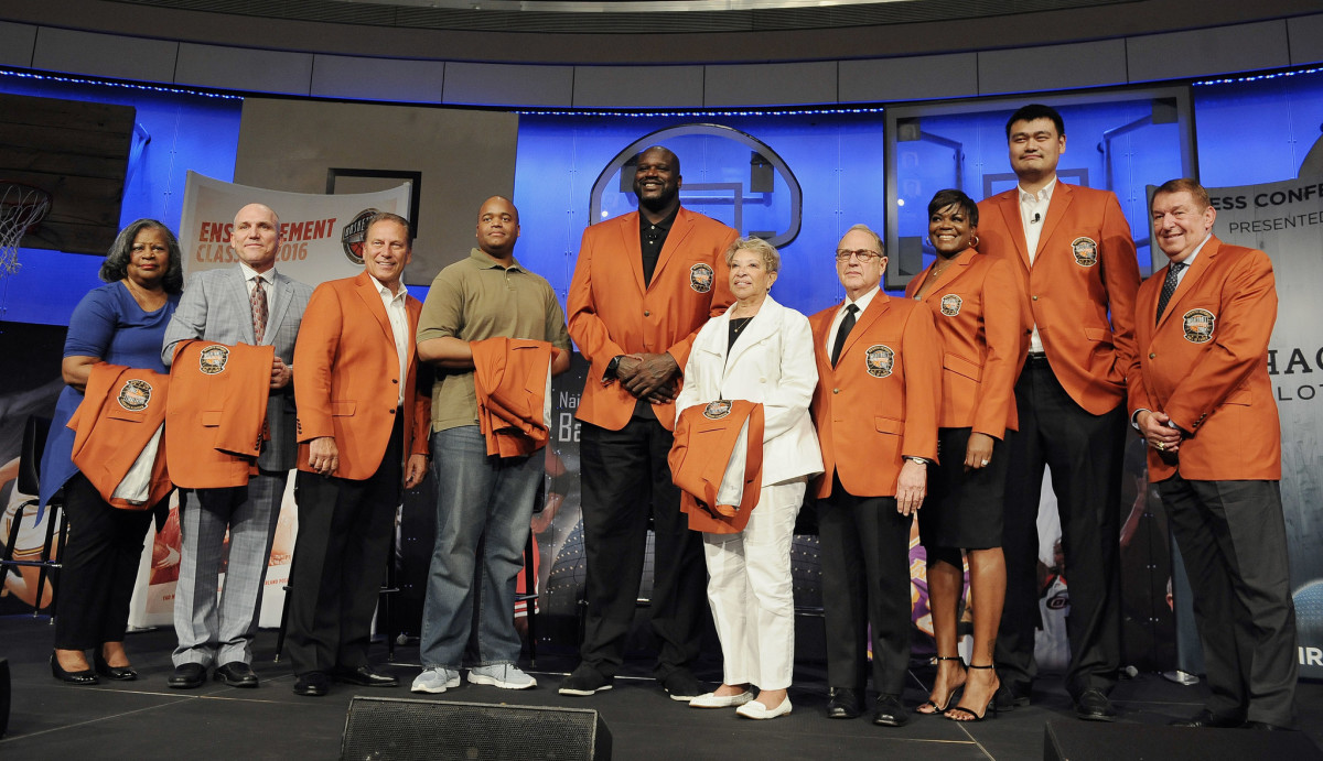 2016 Hall of Fame Class