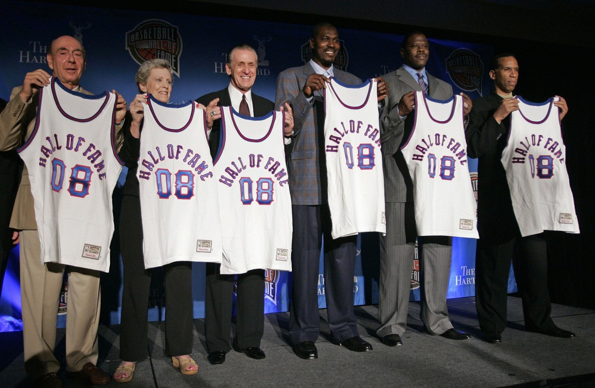 2008 Hall of Fame Class