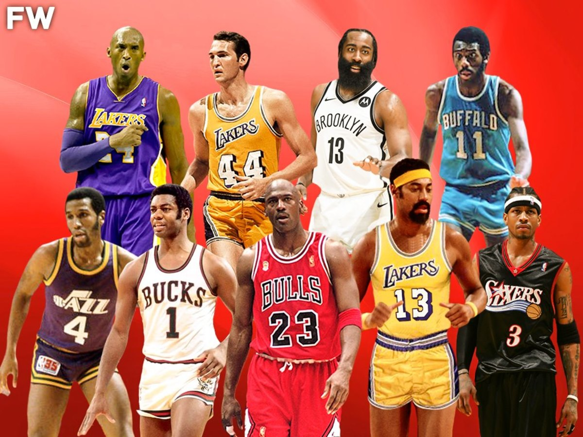 The Most Season With 30+ Points Per Game Michael Jordan Is The Best Scorer Of All Time