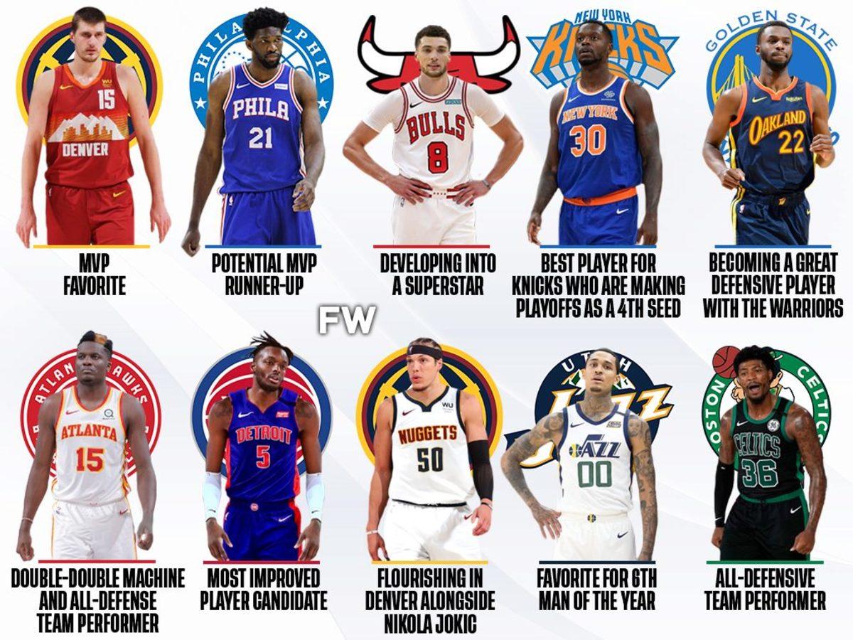 2014 Draft Class Had A Great Season: Nikola Jokic And Joel Embiid Are MVP Candidates, Julius Randle And Zach LaVine Are All-Stars