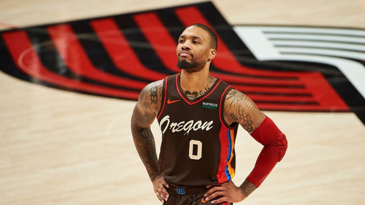"""Damian Lillard On 2021 Playoffs- """"I Want That More Than Anything. Not Just To Say I Won A Championship. But I Want To Do It In This City."""""""