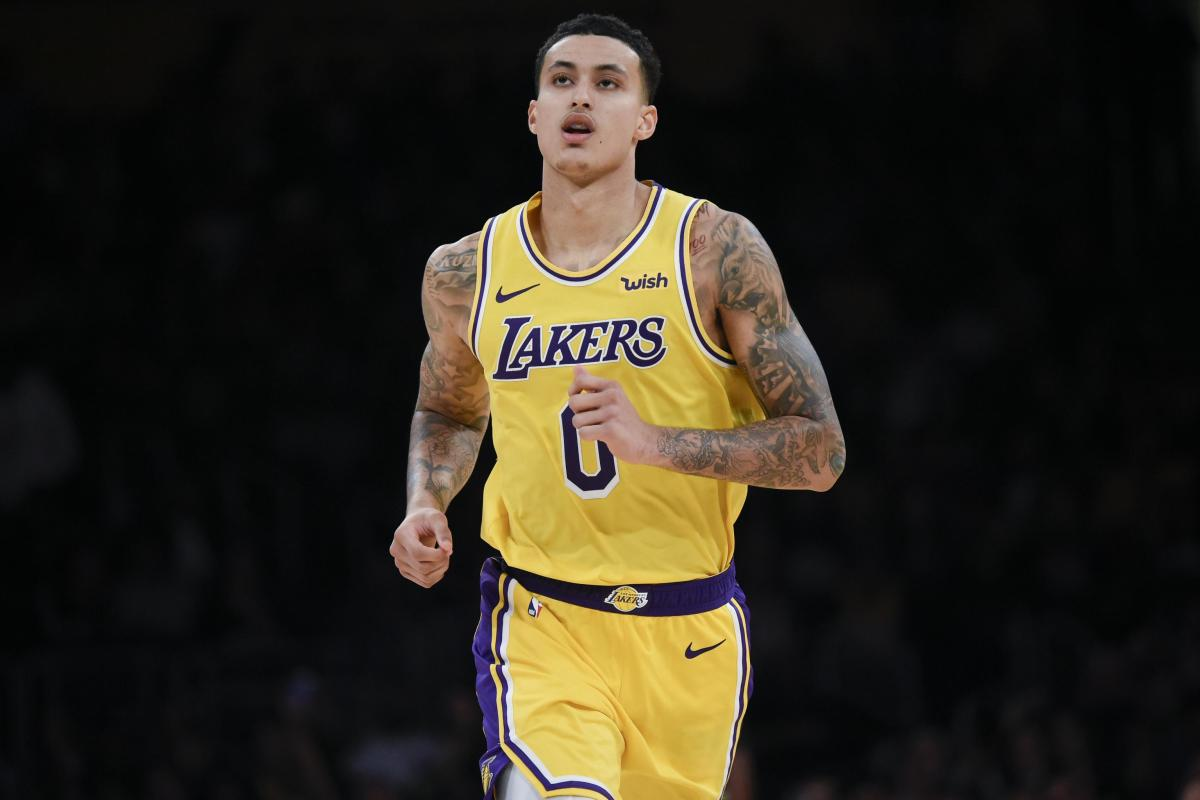 """Kyle Kuzma- """"Five Or Six Of Us Have Played In The Finals And The Playoffs Last Year, But The Makeup Of This Team Is Much Different."""""""