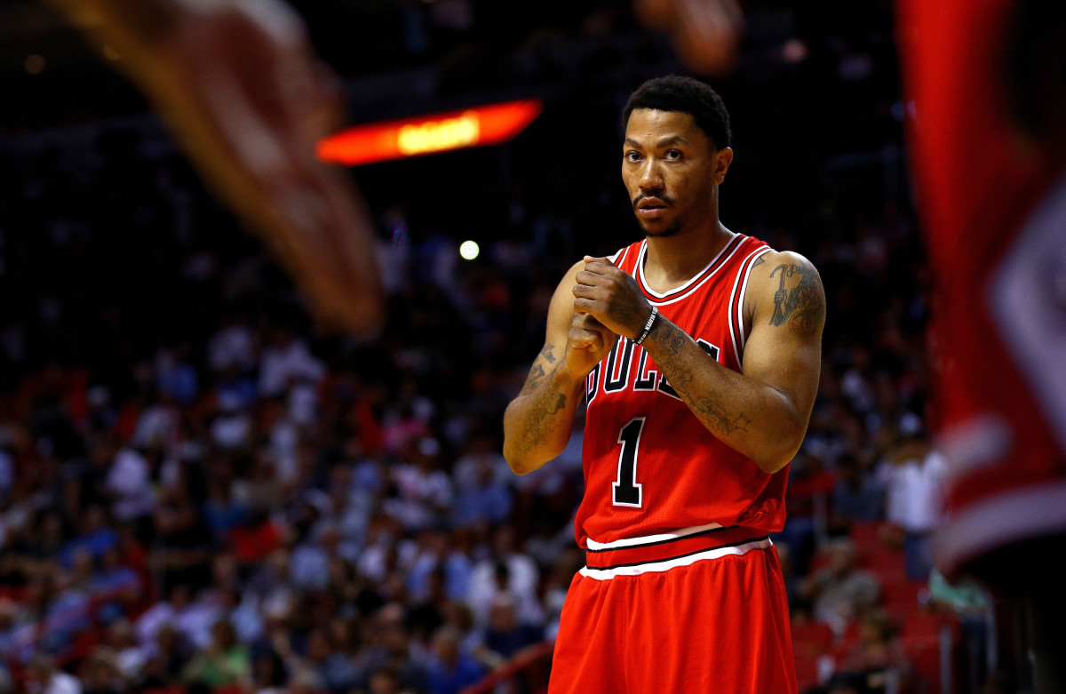 """Derrick Rose- """"I Don't Dunk Or Jump High Anymore. I'm Not Killing You With Speed Nor Am I A One Man Fastbreak Anymore..."""""""