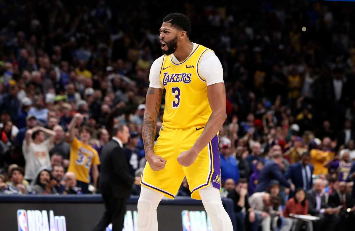 """Anthony Davis On 2021 Title Run- """"I Have Nothing To Prove To Anyone."""""""