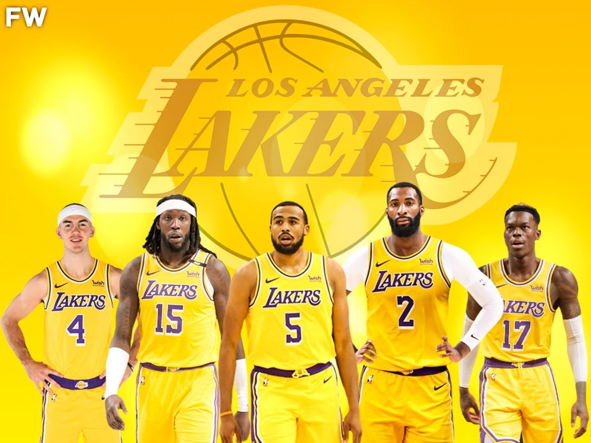 5 Players Unlikely To Stay With The Los Angeles Lakers Next Season
