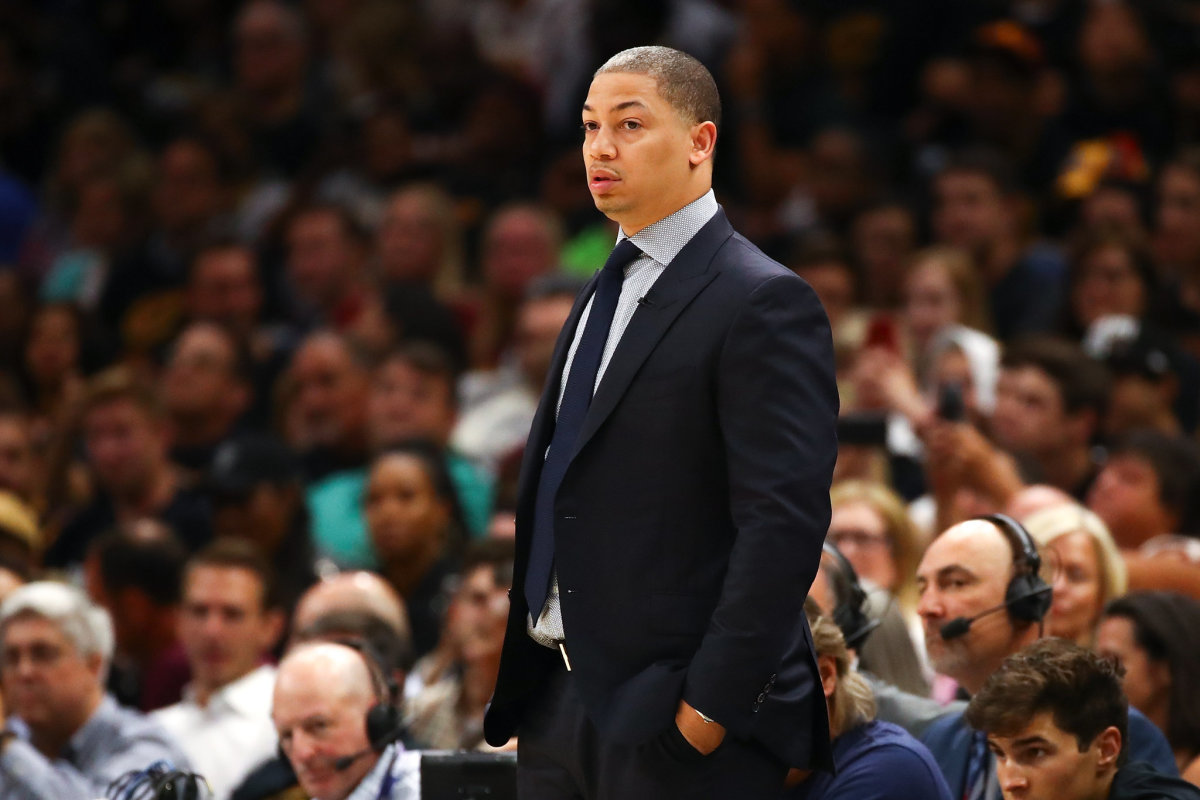 """Clippers Coach Tyronn Lue Responds To Game 2- """"I'm Not Concerned."""""""