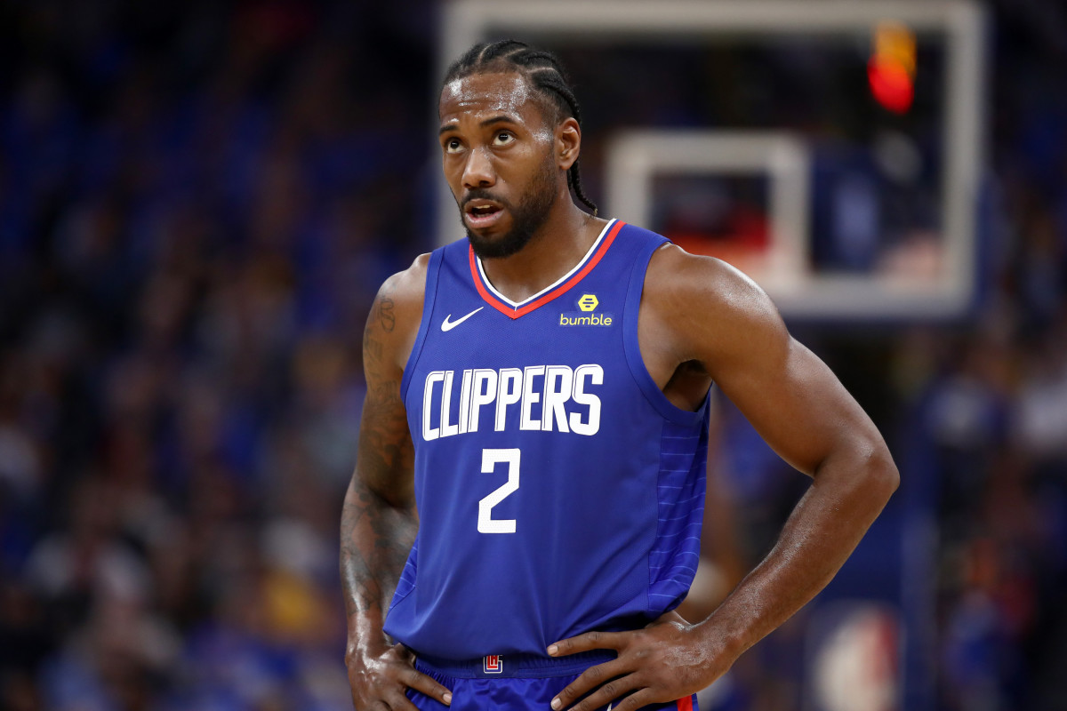 Bad News  For The Clippers- Kawhi Leonard Can Become A Free Agent This Offseason
