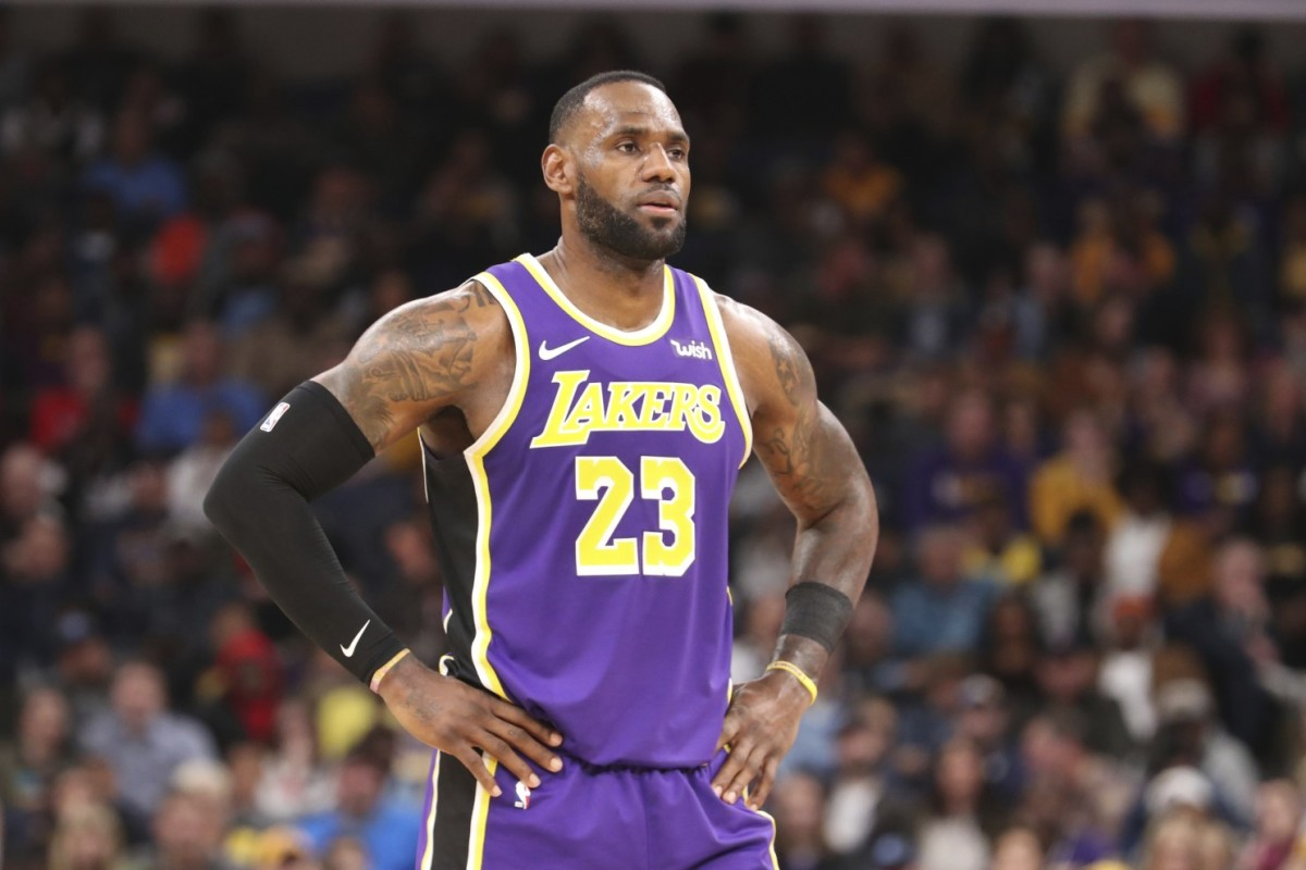 Lakers Fans Respond After LeBron James Leads Team To Game 3 Win