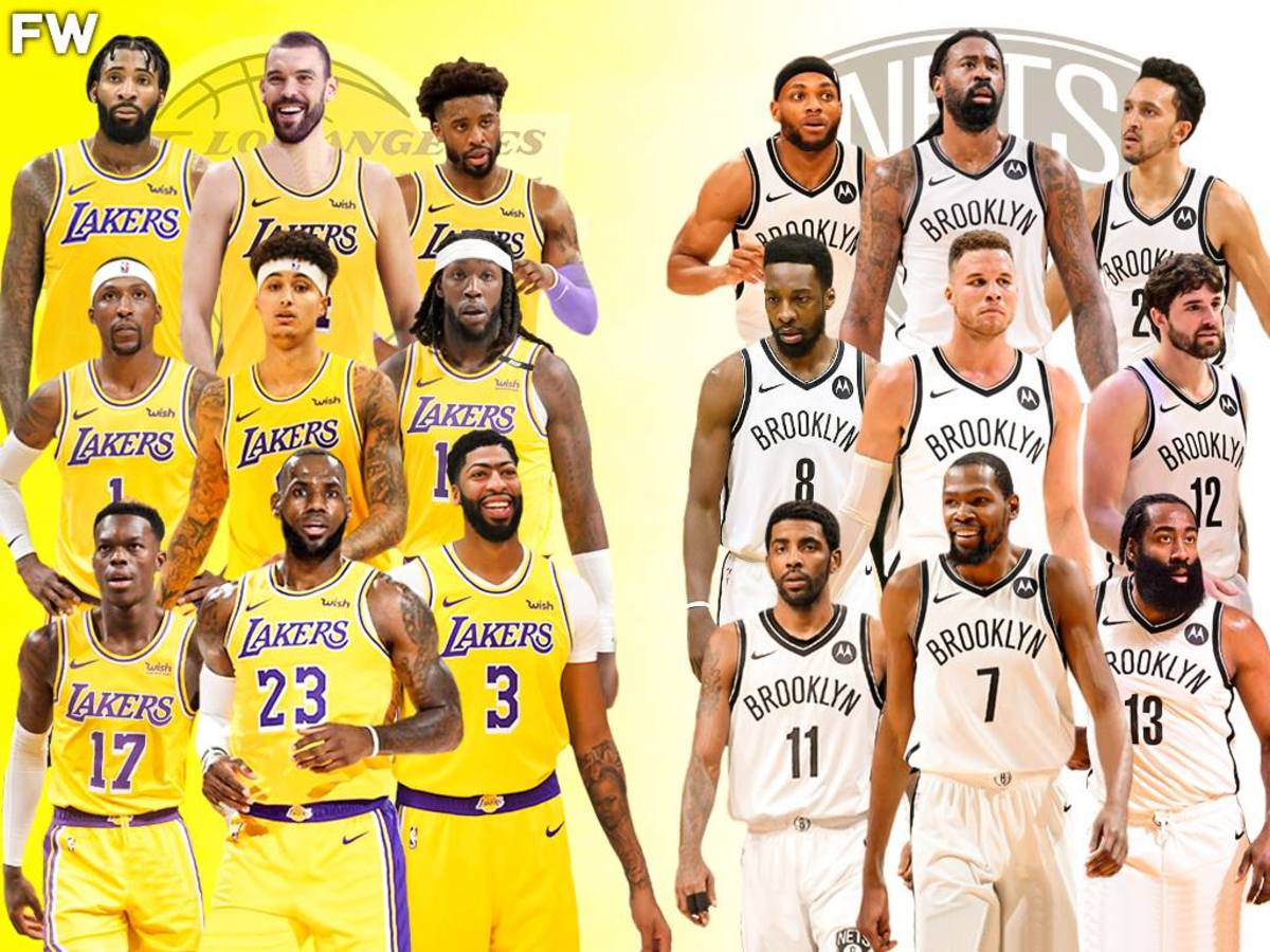 No One Can Beat The Los Angeles Lakers In A 7-Game Series Except The Brooklyn Nets