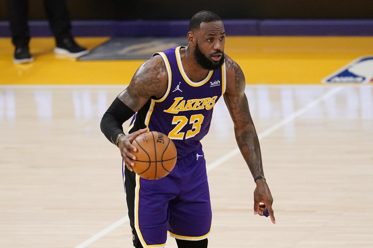 """LeBron James On Injury-Plagued Season- """"It's Been A Rough Year For Me..."""""""
